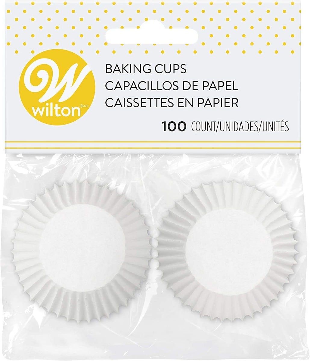 Capacillos para muffin Wilton®, 100 pzas
