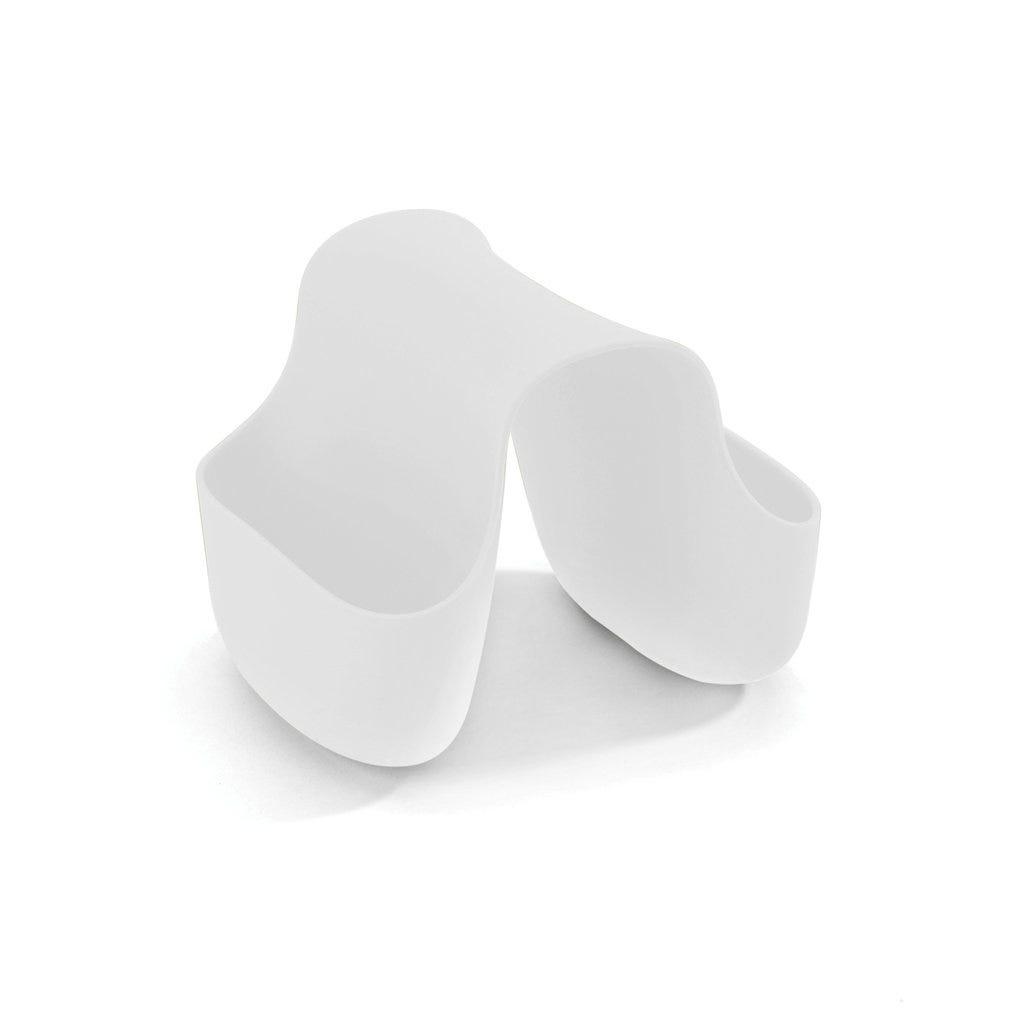 Organizador para fregadero Umbra® en blanco