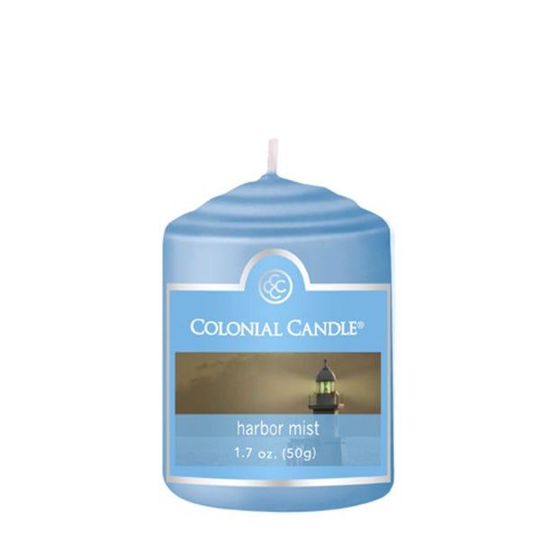 Vela votiva Colonial Candle® aroma Harbor Mist