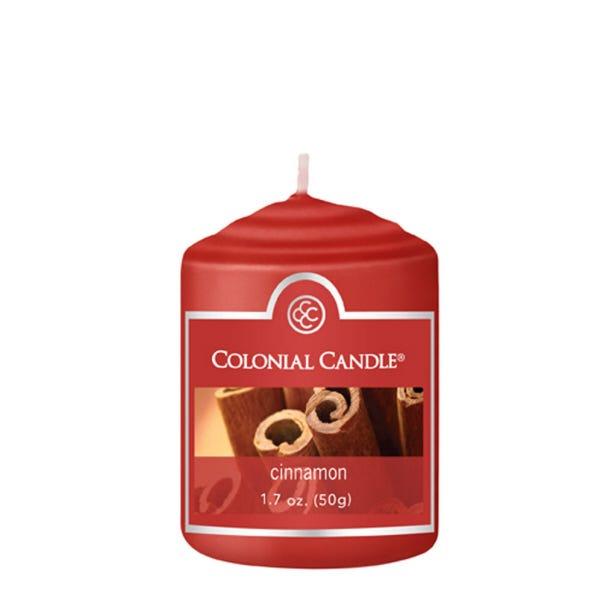 Vela votiva Colonial Candle® aroma canela