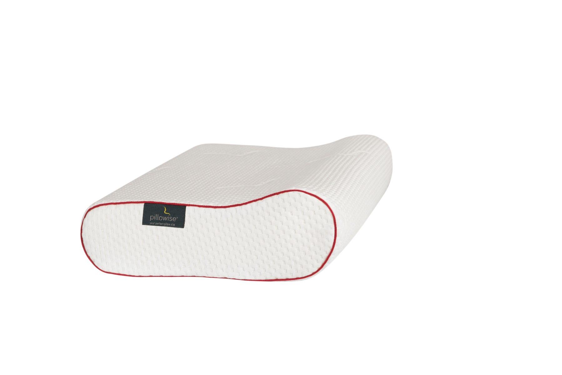 Almohada terapéutica de poliuretano Pillowise® color rojo