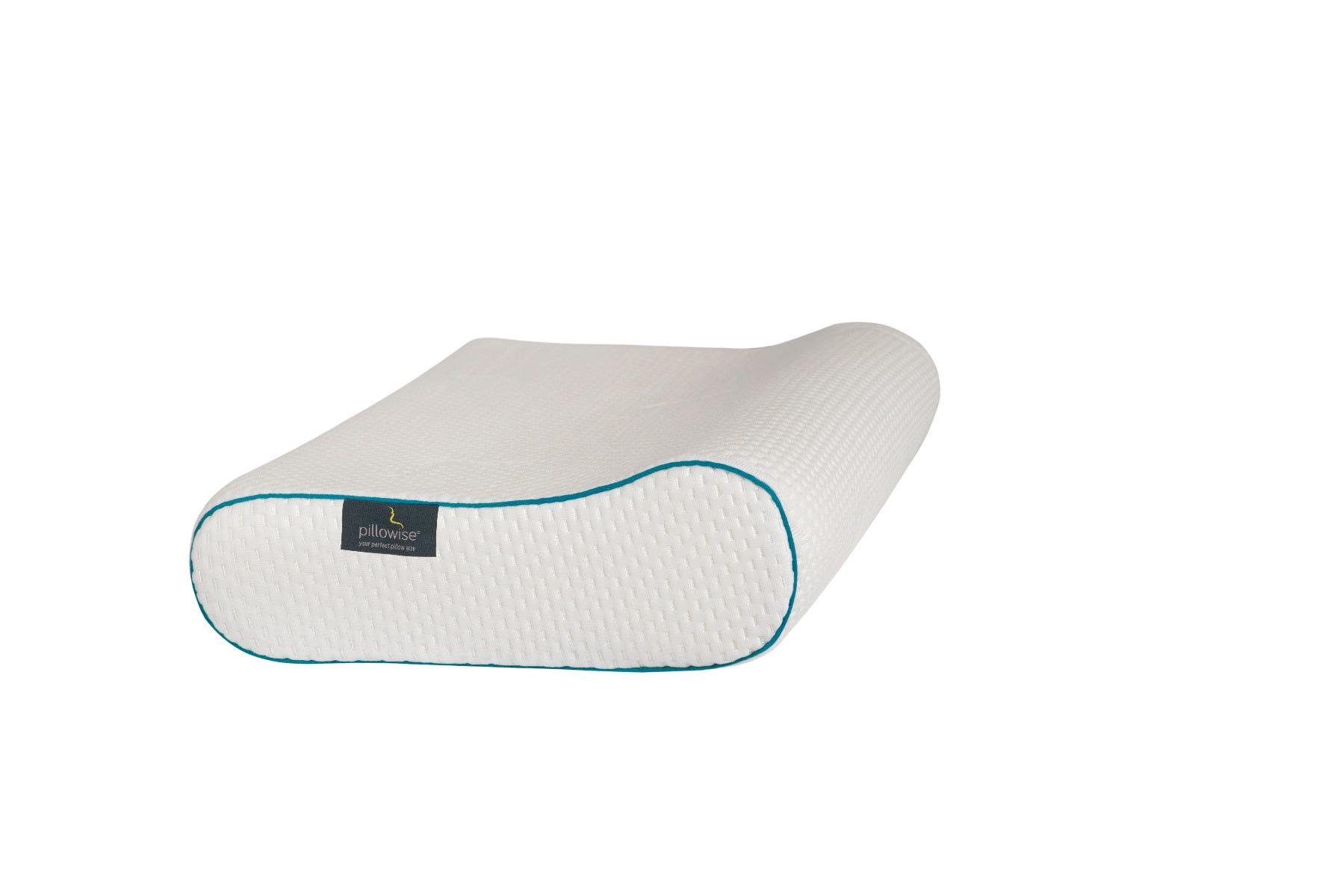 Almohada terapéutica de poliuretano Pillowise® color azul