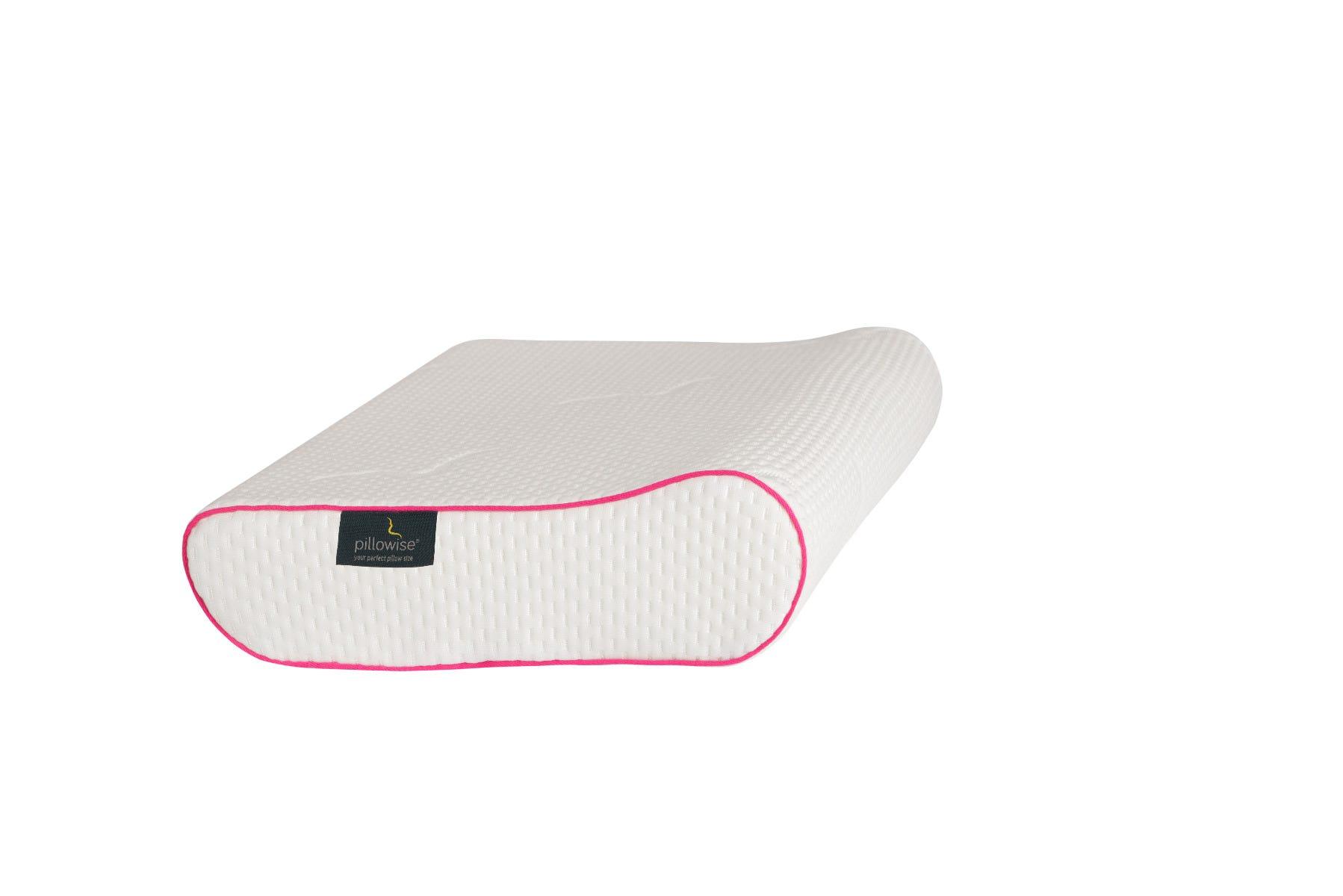 Pillowise® Almohada terapéutica en rosa