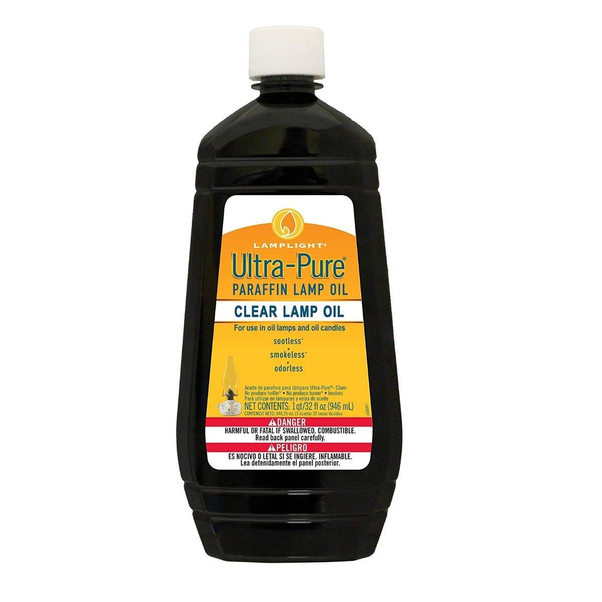 Aceite para lámpara Lamplight® Ultra-Pure® transparente