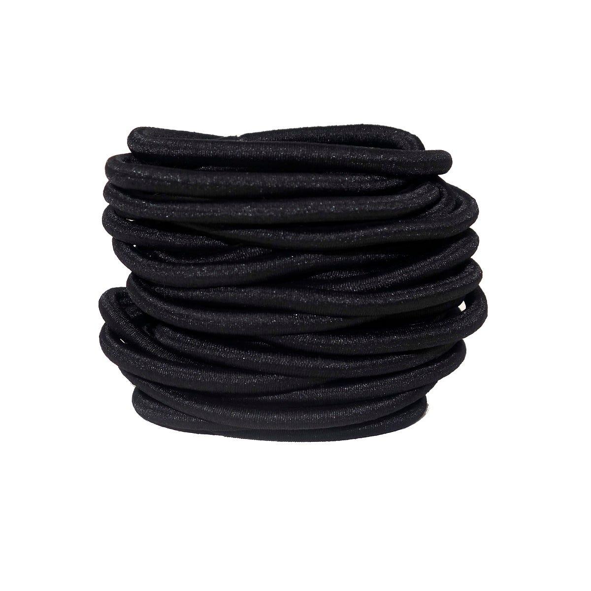 Ligas elásticas para cabello Scünci, Paquete de 15 pzs