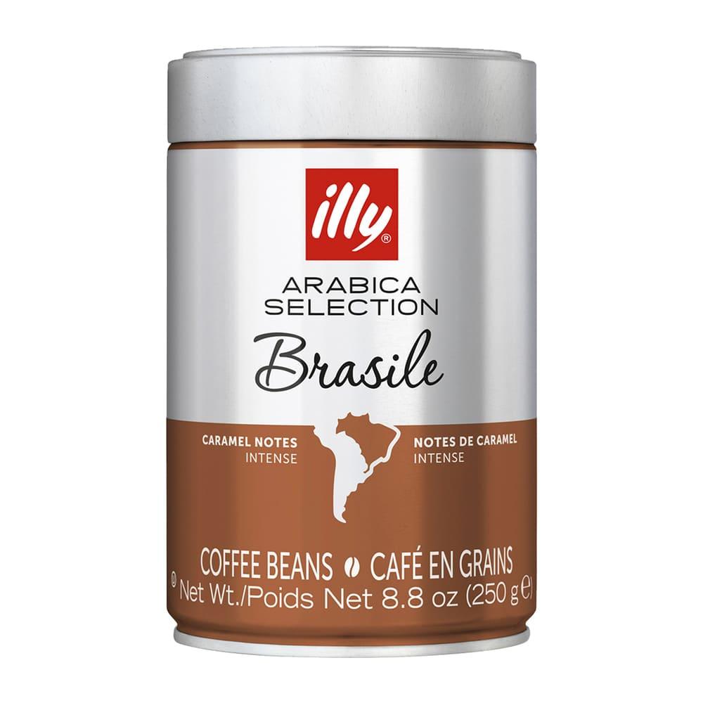Café en grano Illy® Arabica Selection Brasil de 250 g