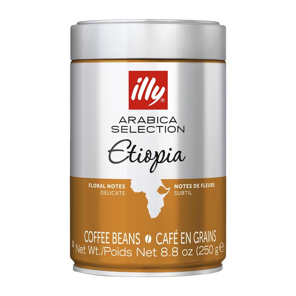 Café en grano Illy® Arabica Selection Etiopía de 250 g