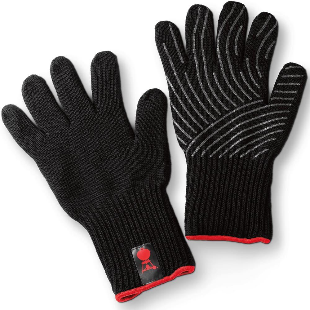 Guantes de algodón X/XL Weber® Premium para asador