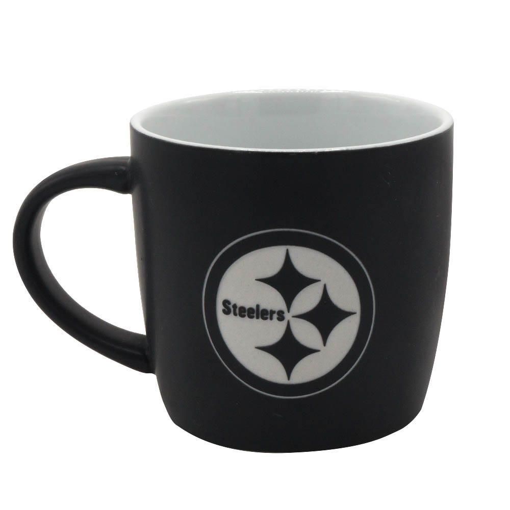 Taza de cerámica NFL Pittsburgh Steelers