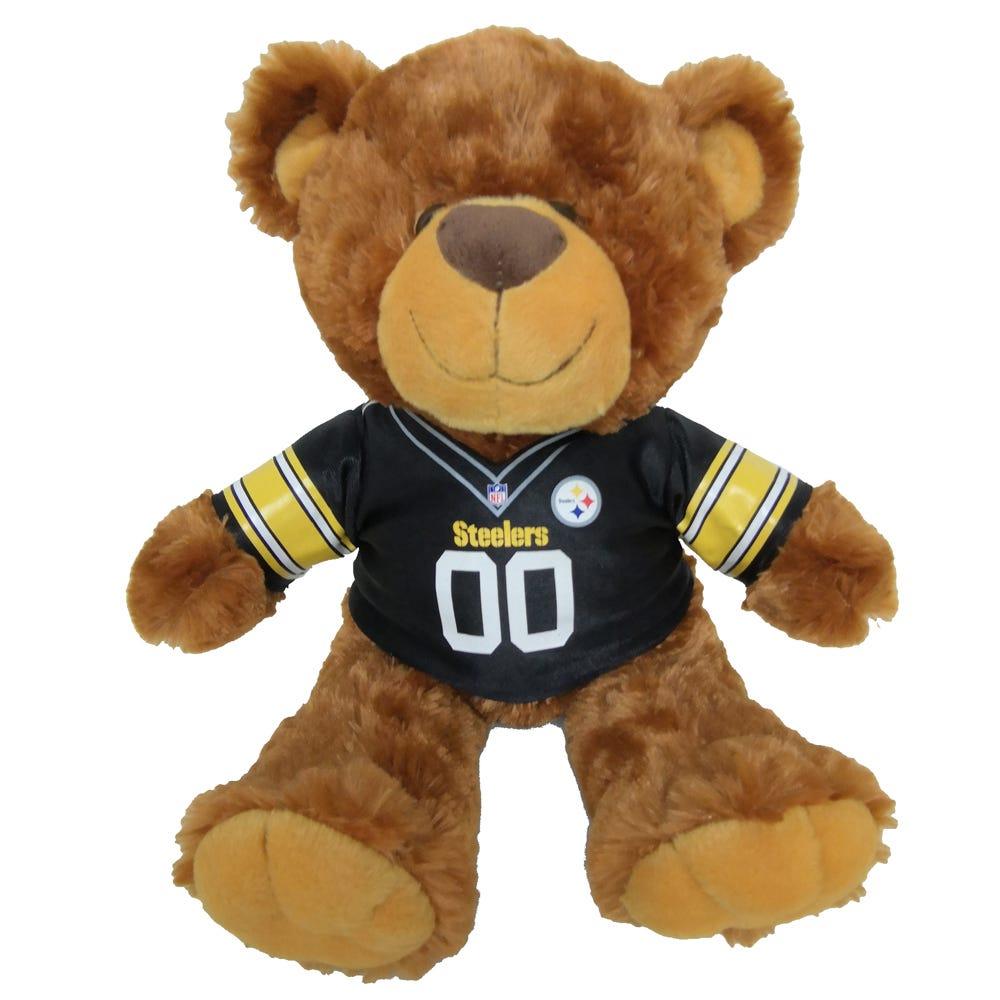Oso de peluche NFL Pittsburgh Steelers