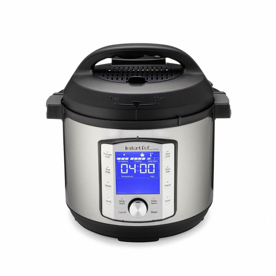Olla de presión de aluminio Instant Pot ® Duoevoplus