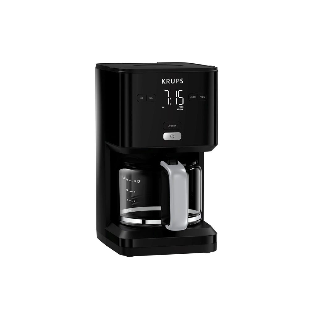 Cafetera Krups® Smart N Light de 1.25 L