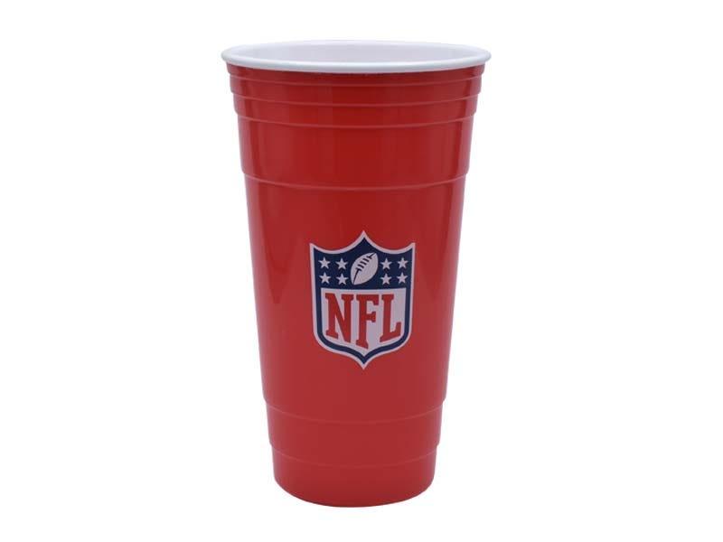 Vaso para fiesta NFL de 900 mL
