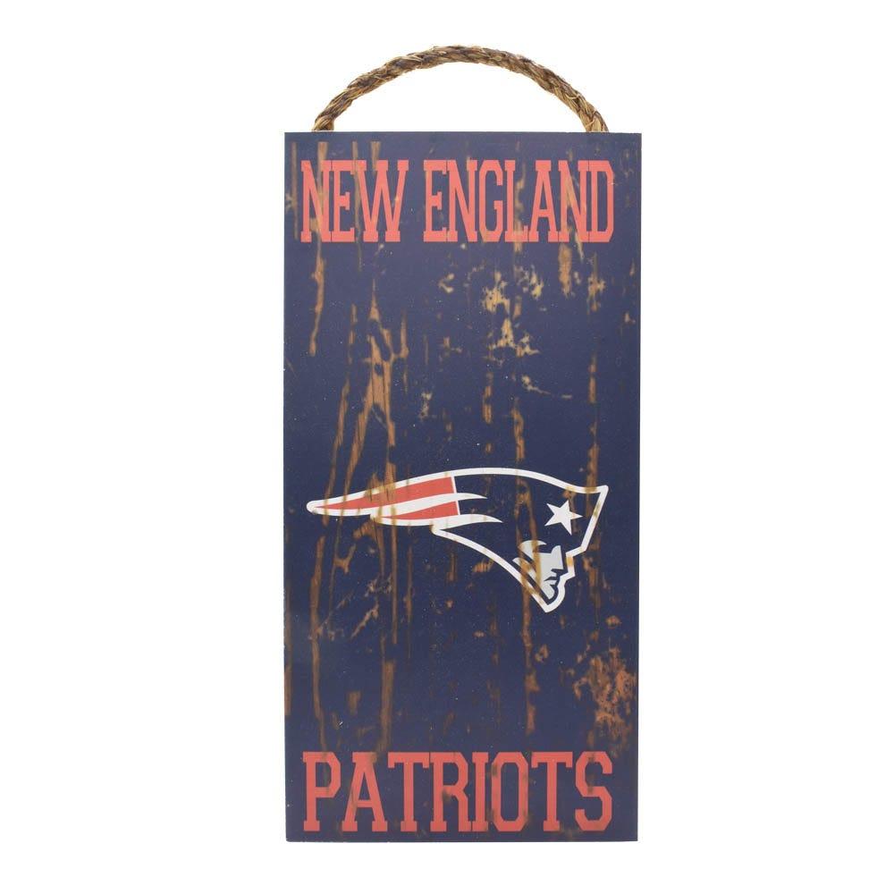 Letrero decorativo para pared NFL New England Patriots