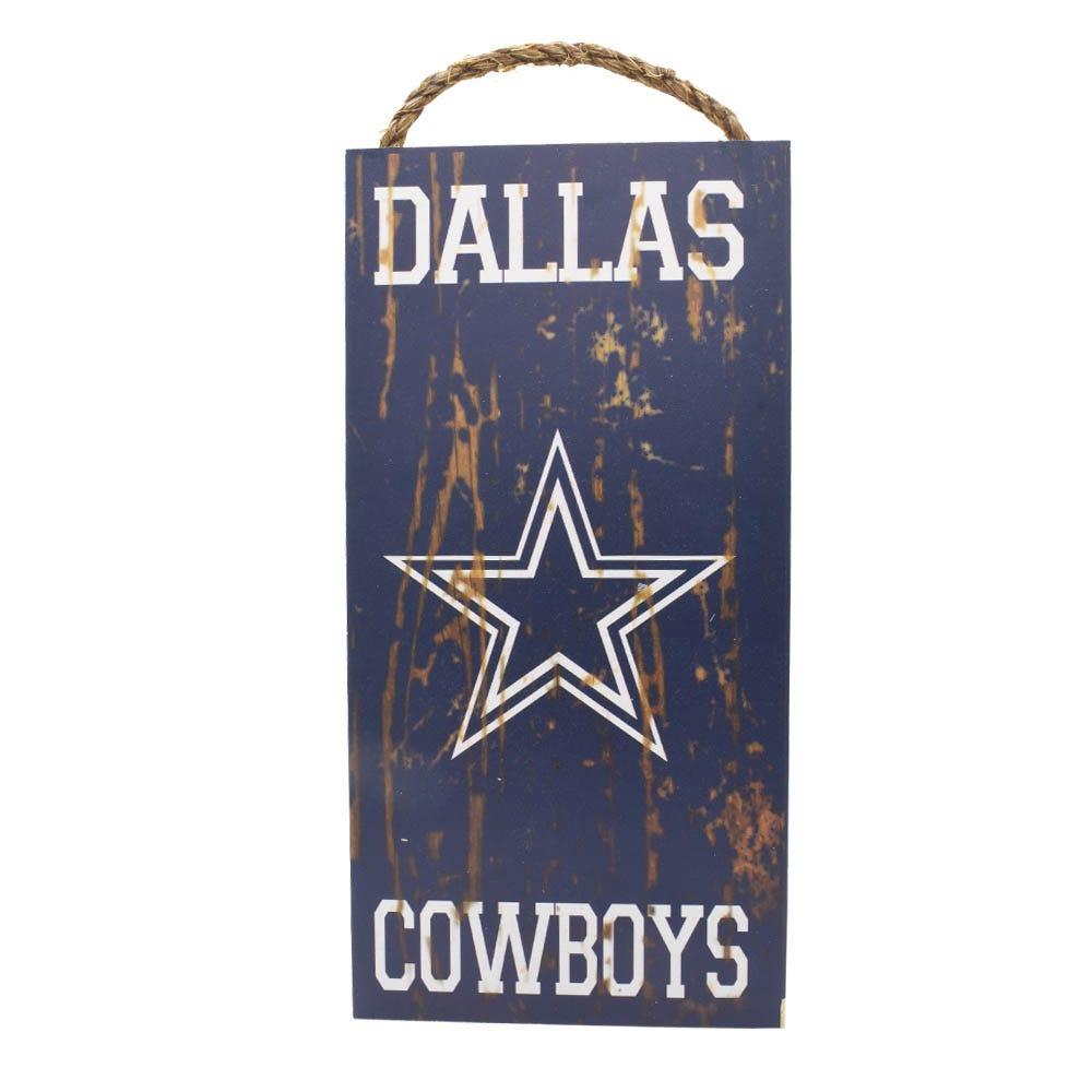 Letrero decorativo para pared NFL Dallas Cowboys