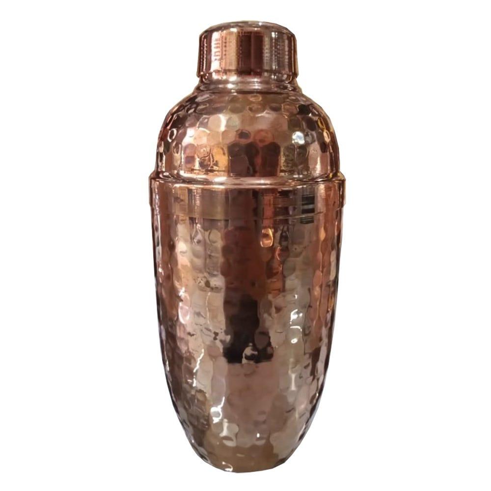 Coctelera artesanal de cobre Don Vasco®