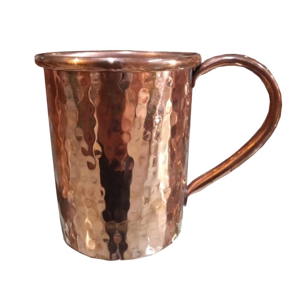 Taza artesanal de cobre Don Vasco®