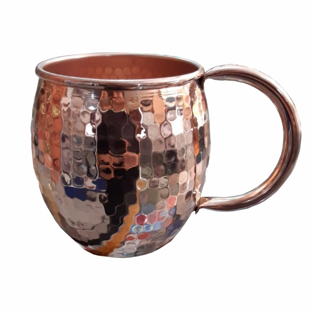 Tarro artesanal de cobre Don Vasco®