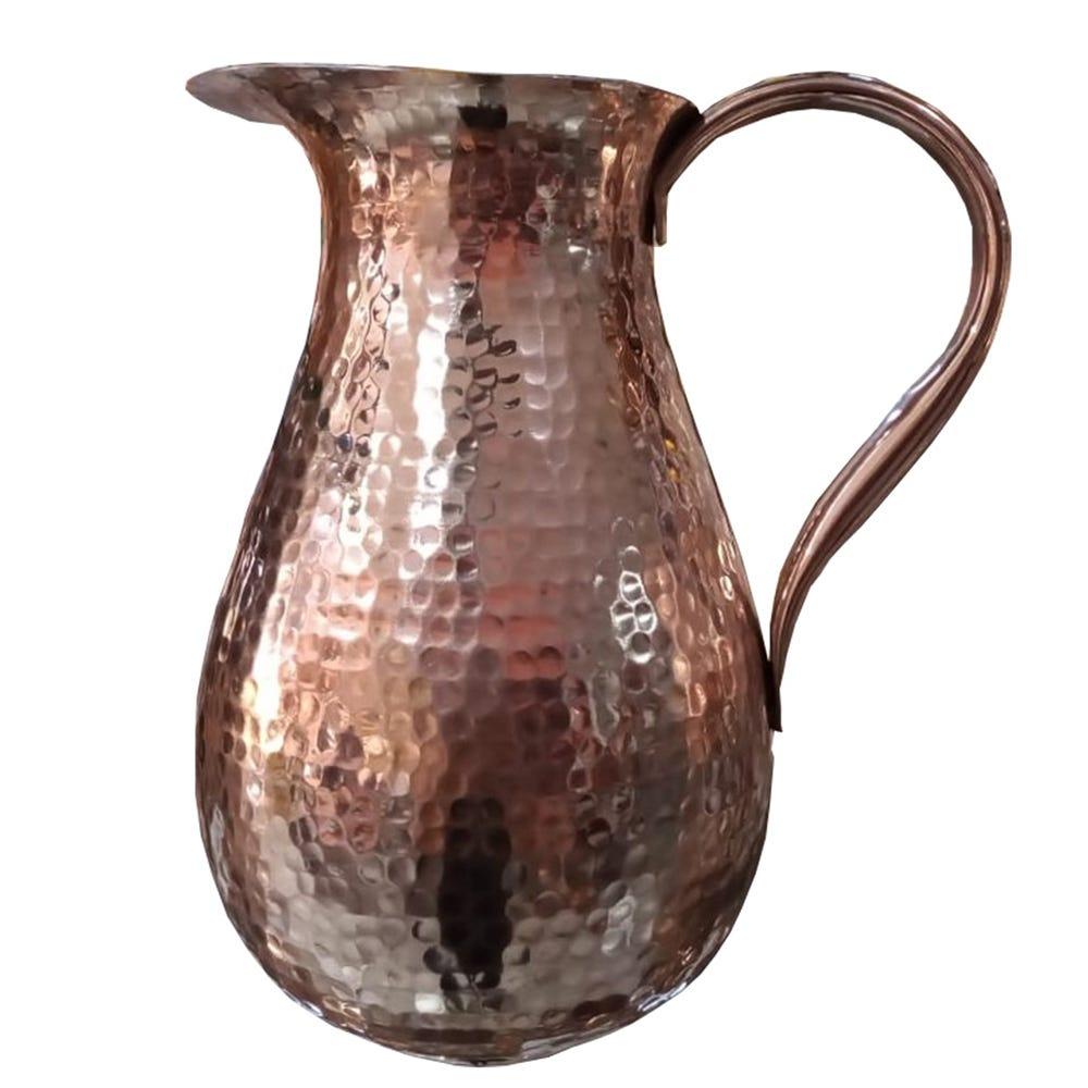Jarra artesanal de cobre Don Vasco®