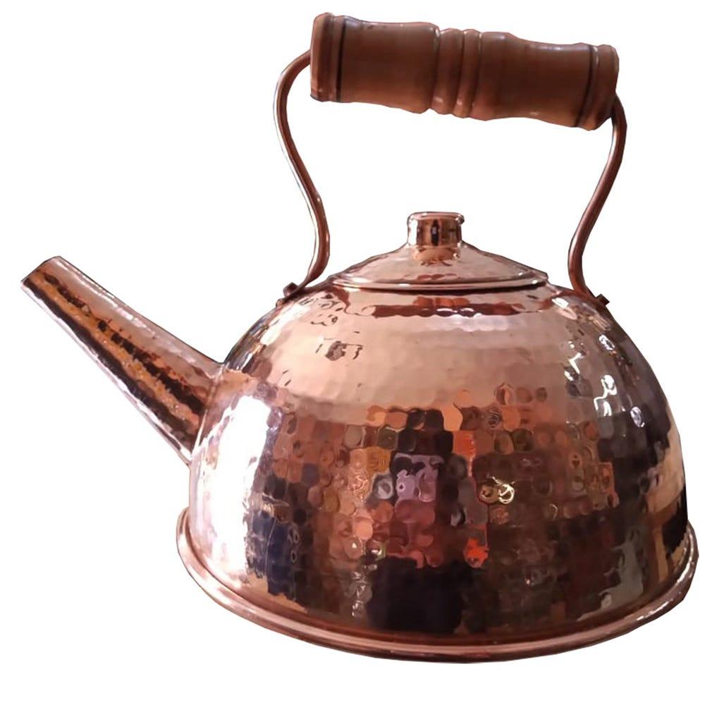Tetera artesanal de cobre Don Vasco®