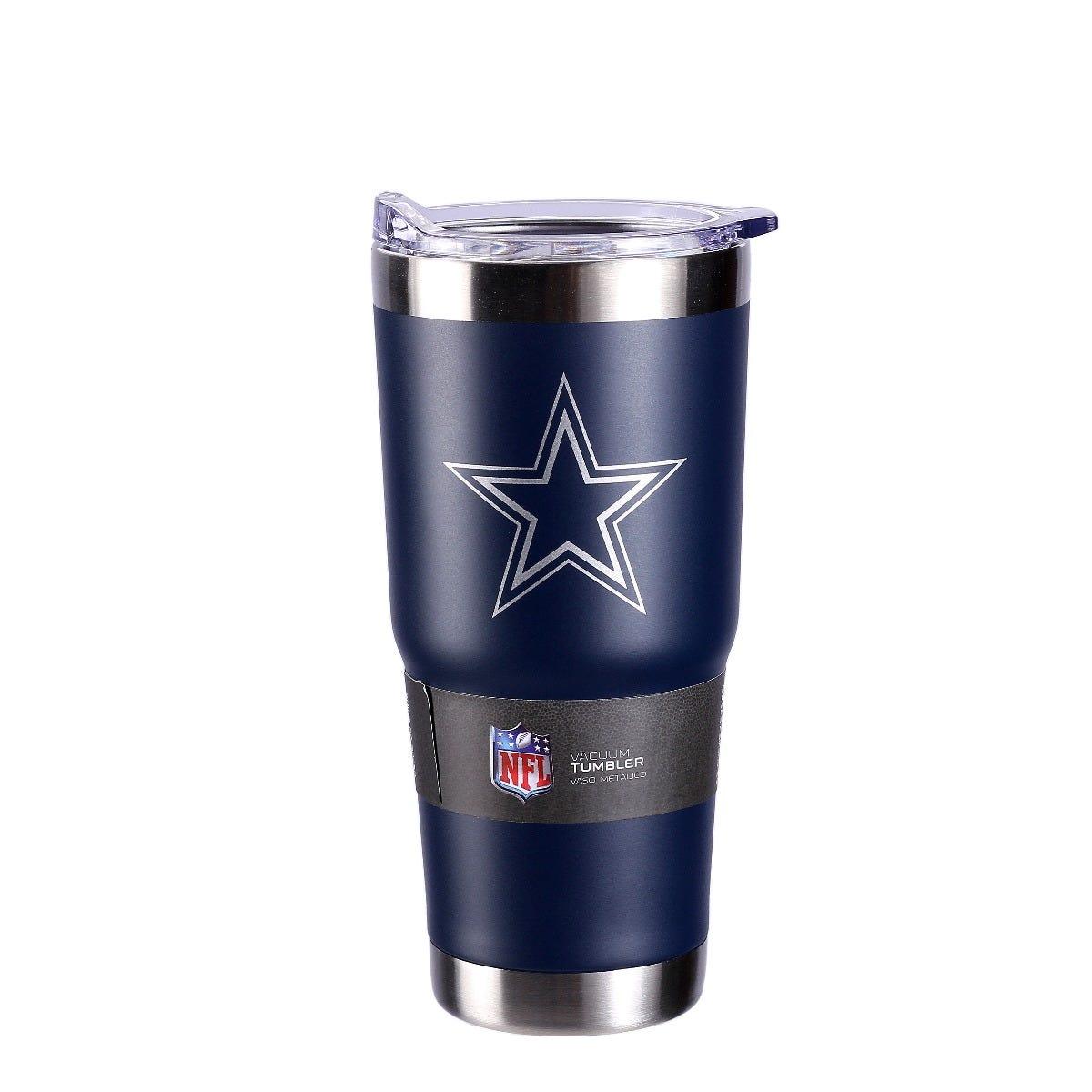 Termo NFL Dallas Cowboys en azul