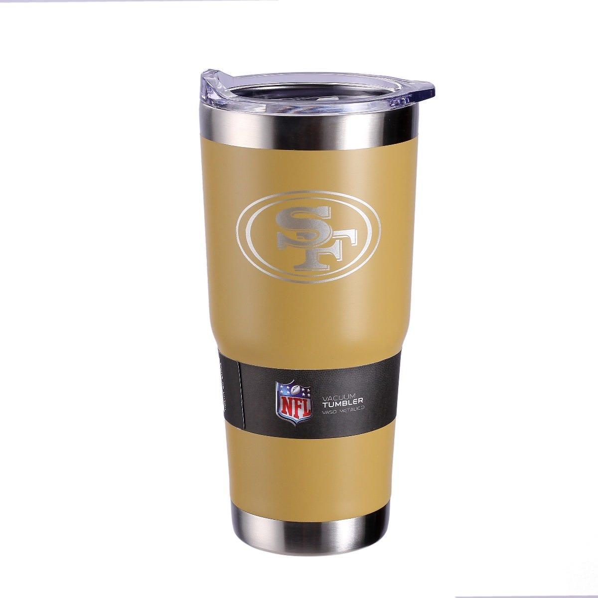Termo NFL San Francisco 49ers en beige