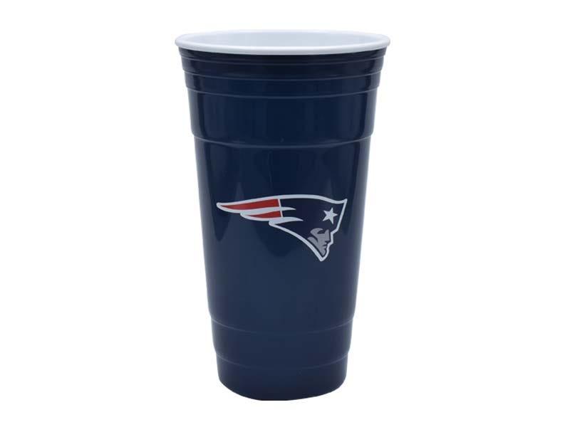 Vaso para fiesta NFL New England Patriots de 900 mL