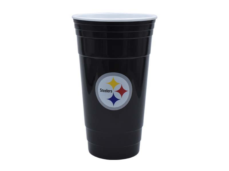 Vaso para fiesta NFL Pittsburgh Steelers de 900 mL