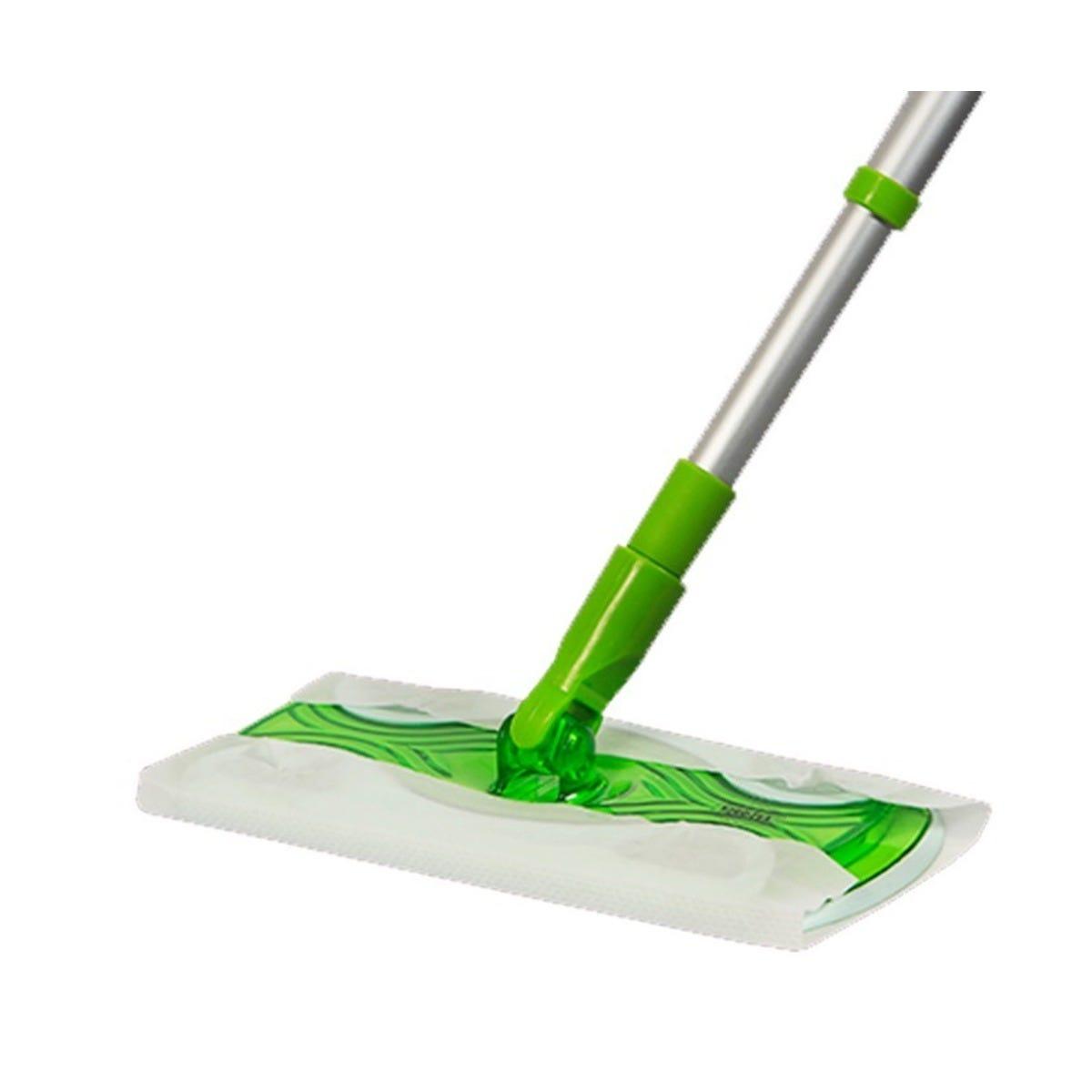 Trapeador plano multiusos Virutex® Easy Clean® para pisos