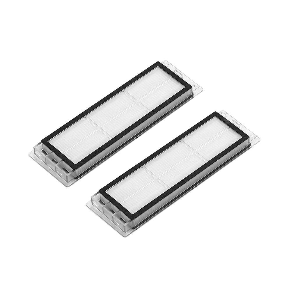Filtros de repuesto para aspiradora Xiaomi Mi en blanco