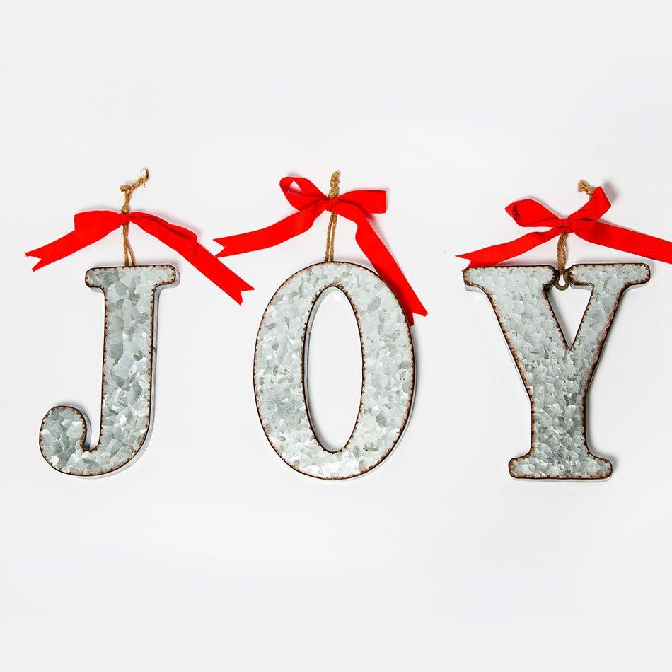 Letrero decorativo BARTTOLA Joy