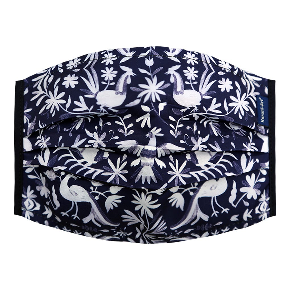Cubrebocas para dama Karaniart® con diseño de animales
