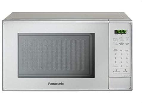Horno de microondas Panasonic® color blanco