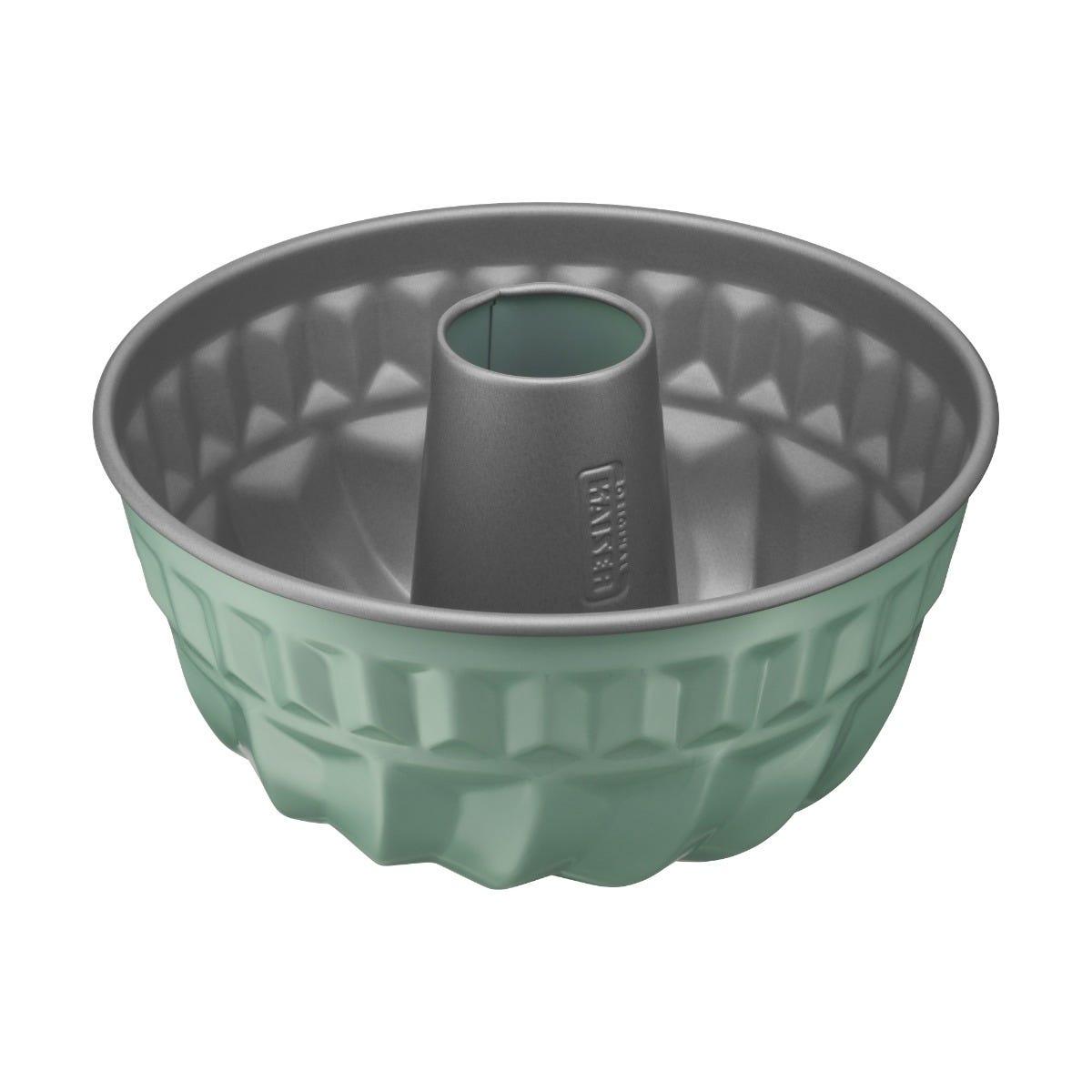 Molde Bundform Kaiser color verde pastel