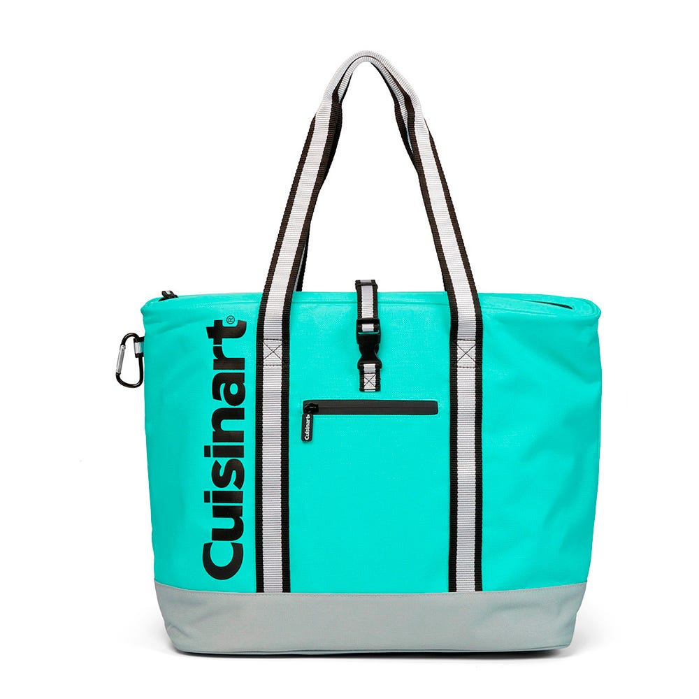 Bolsa Tote térmica Cuisinart® color aqua