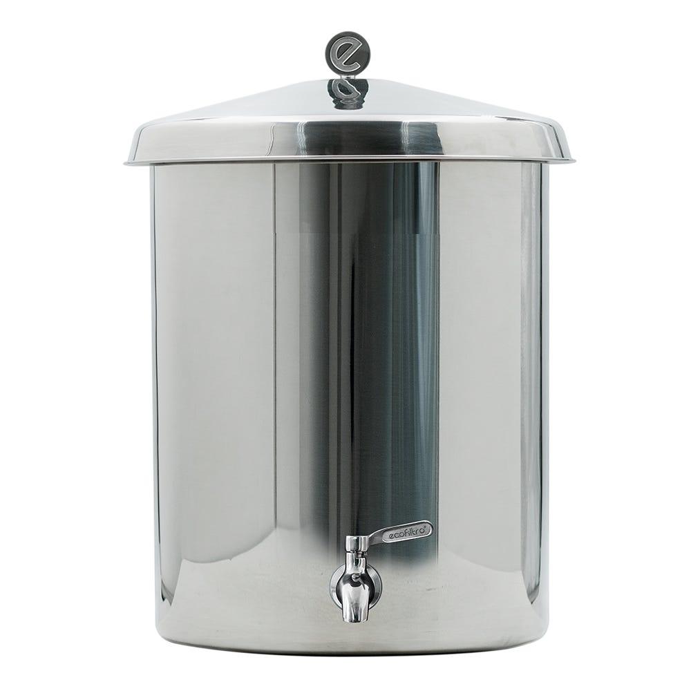 Filtro de agua Ecofiltro® de acero inoxidable