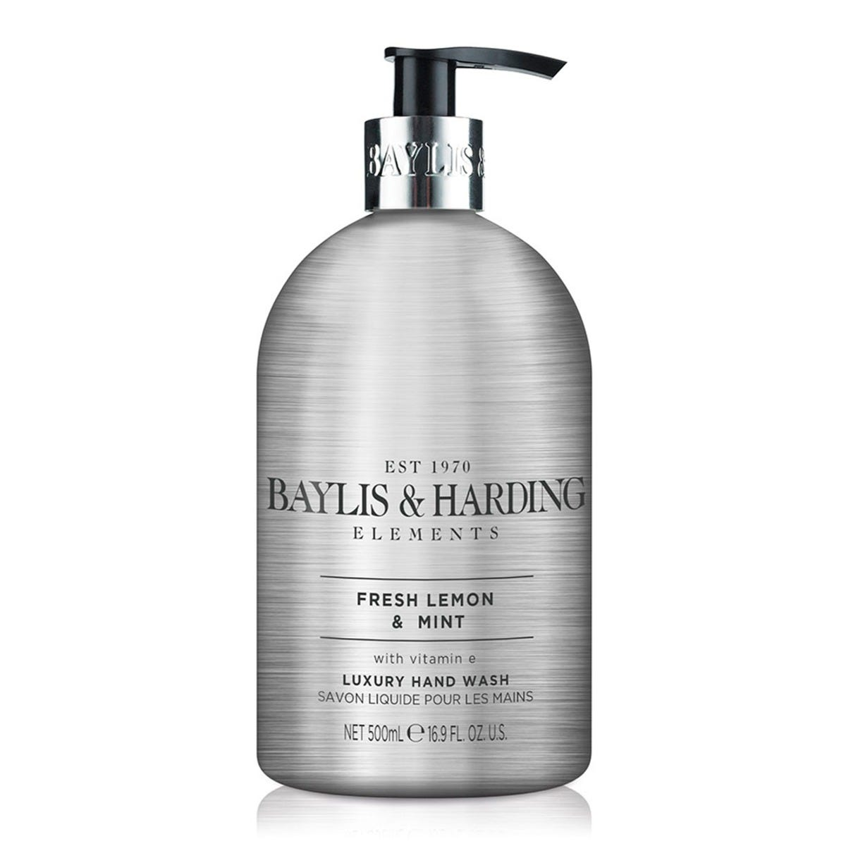 Jabón para manos Baylis & Harding® aroma limón y menta