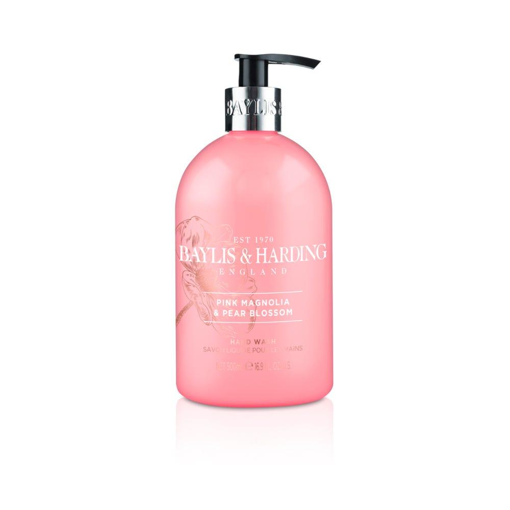 Jabón para manos Baylis & Harding® aroma magnolia rosa