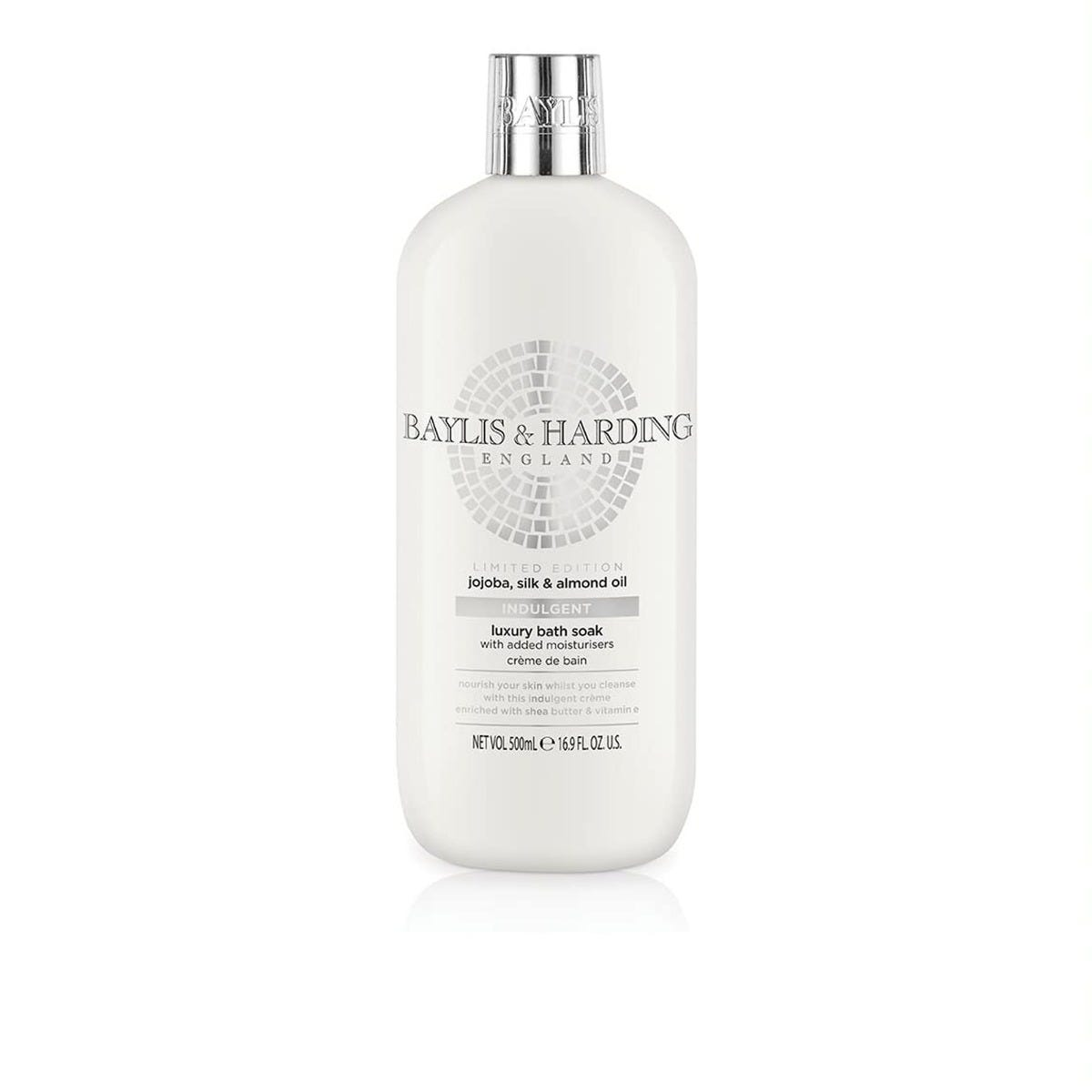 Gel para tina de baño Baylis & Harding® aroma jojoba y almendras