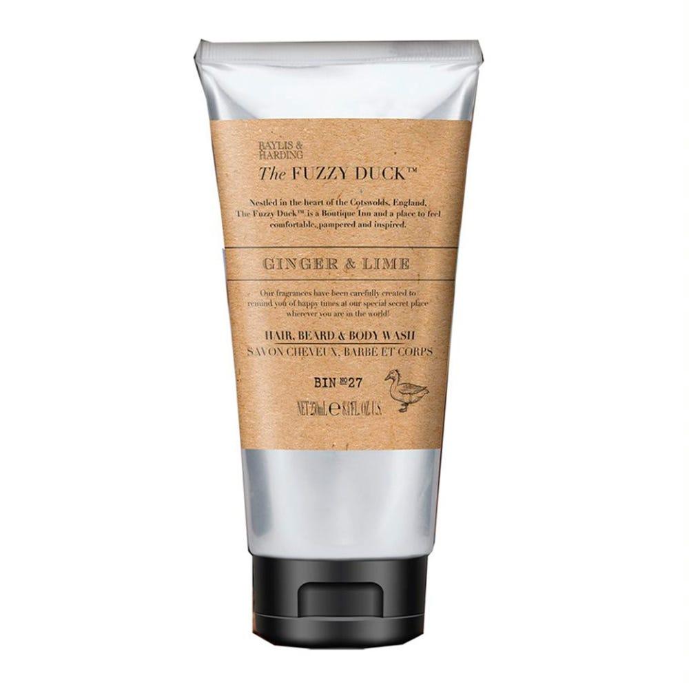 Shampoo y jabón corporal Baylis & Harding® aroma lima y jengibre