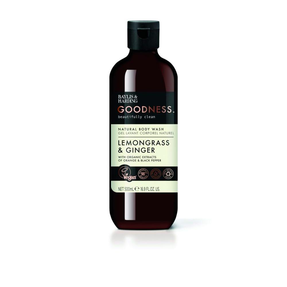 Gel de baño Baylis & Harding® aroma limón y jengibre