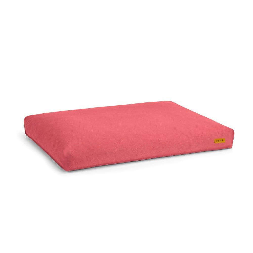 Cama para mascotas Jack Pet® mediana color rosa