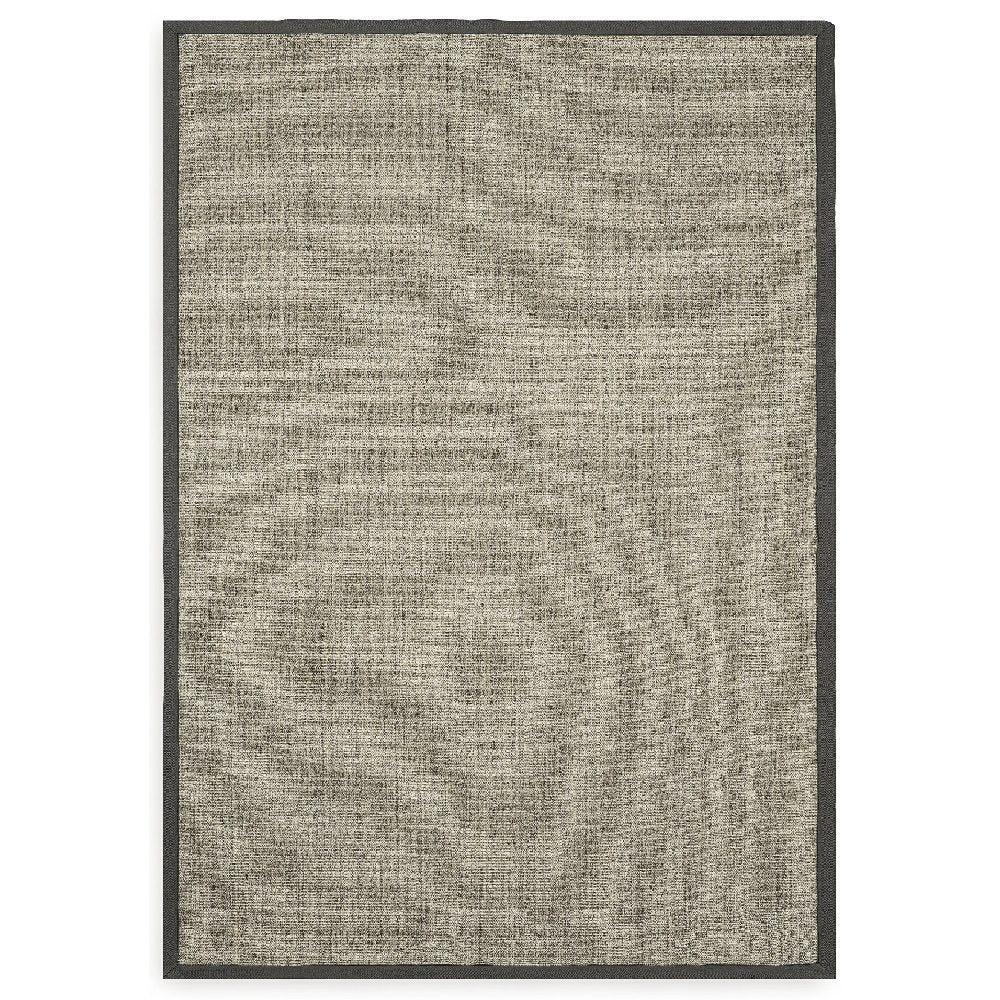 Tapete decorativo de sisal CasaMia® Marble color gris