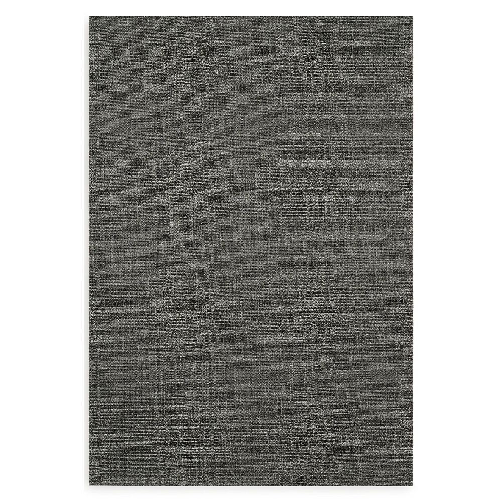 Tapete decorativo de sisal CasaMia® Weave color gris oscuro