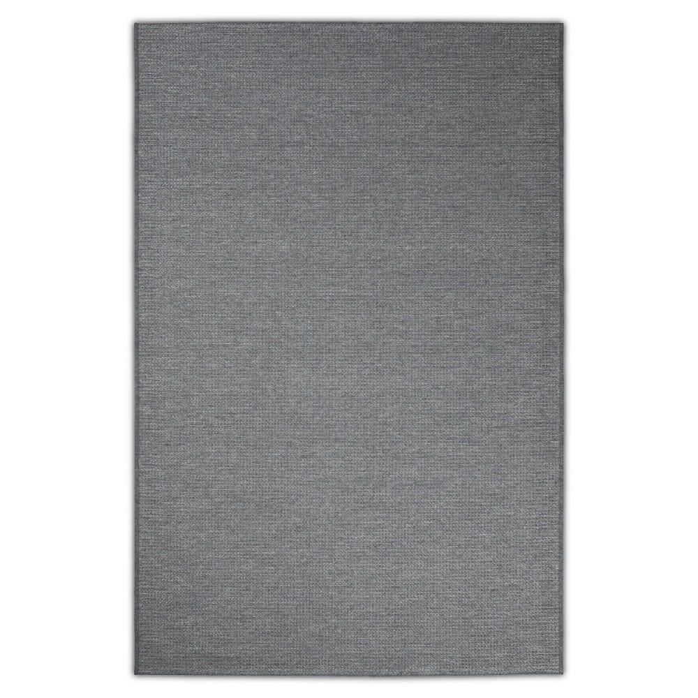Tapete decorativo de sisal CasaMia® High Line color gris oscuro