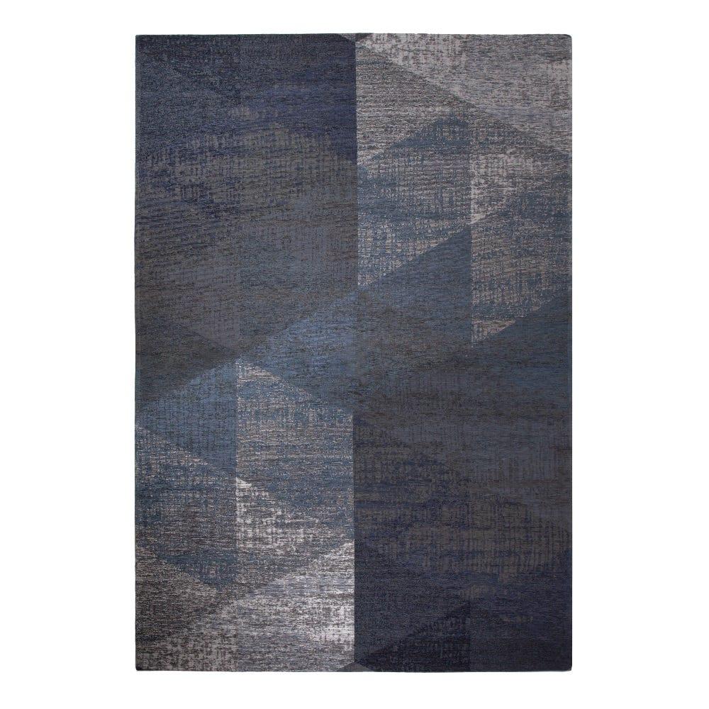 Tapete decorativo de acrílico CasaMia® Nika color azul marino