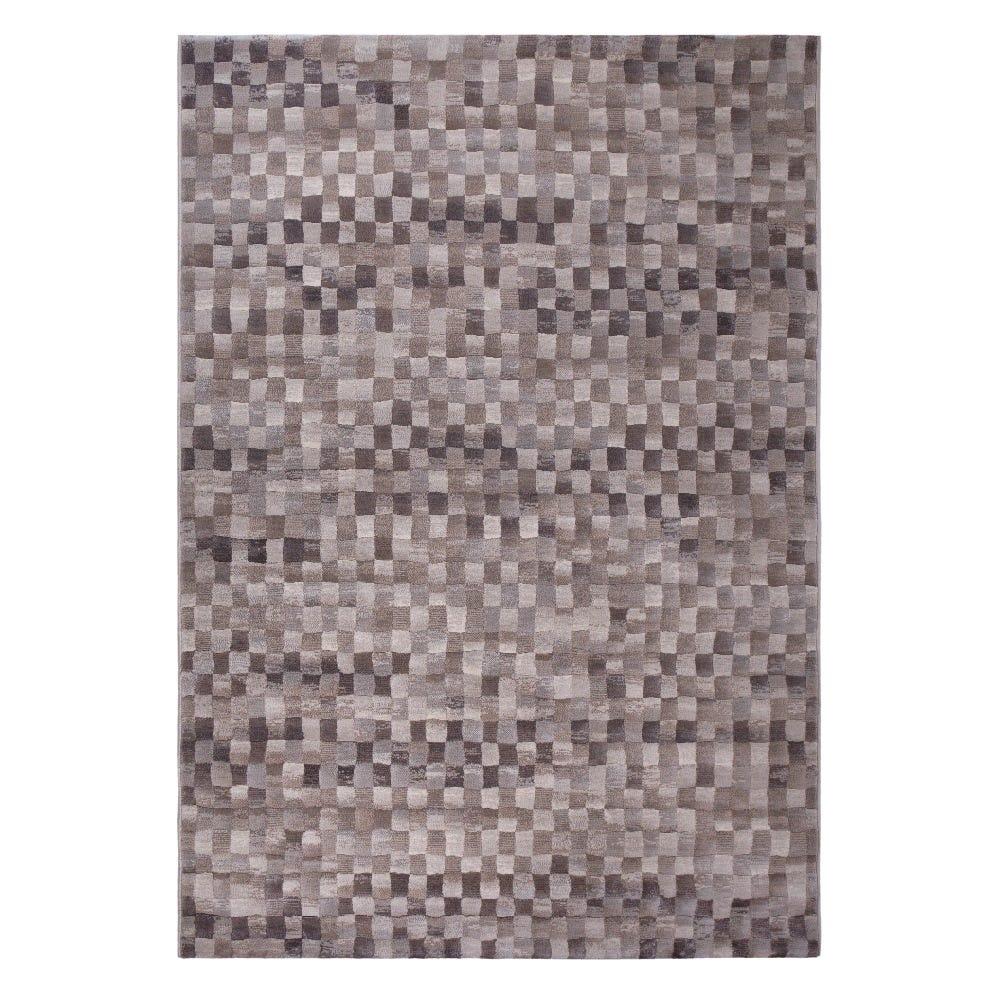 Tapete decorativo de polipropileno CasaMia® Argentum 6393