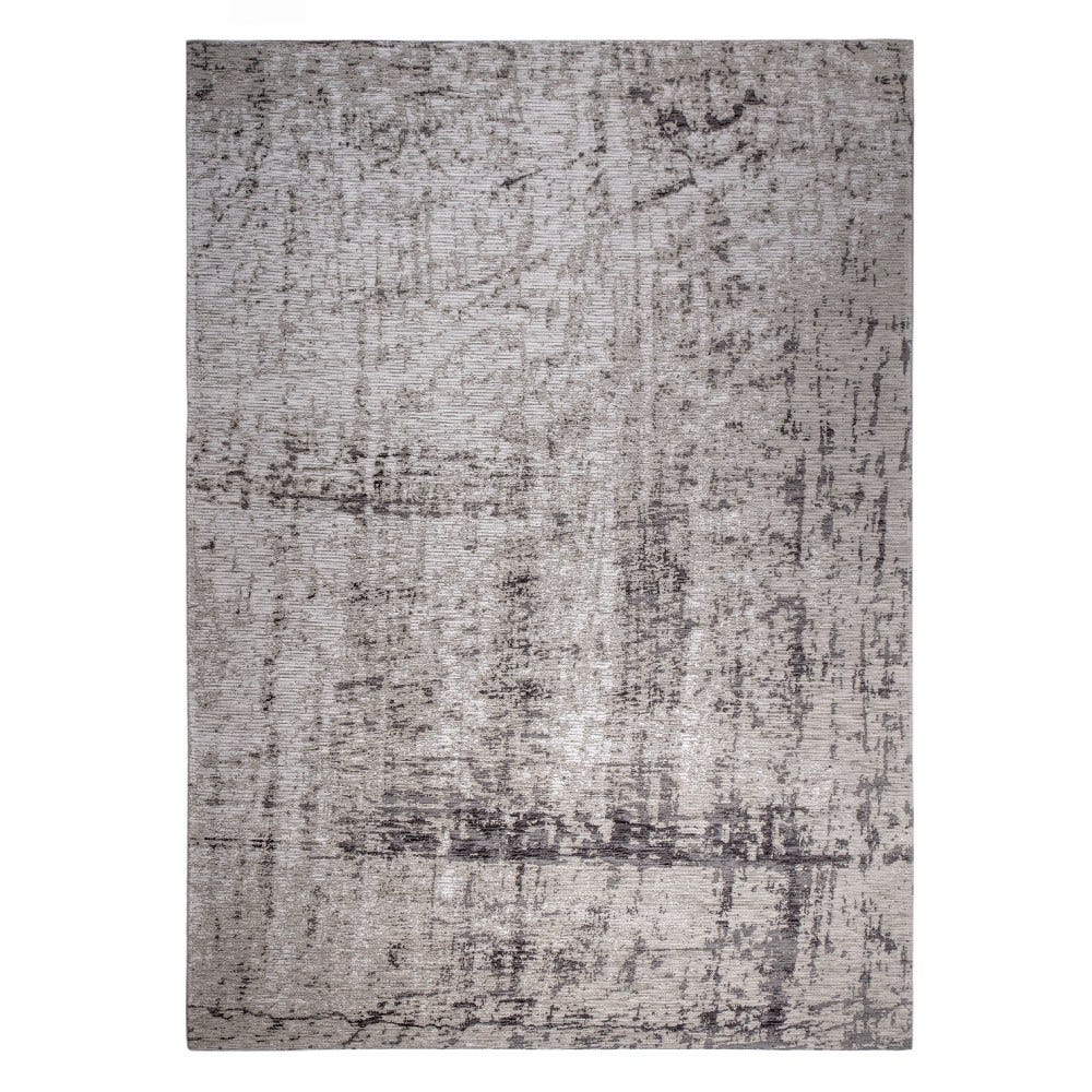 Tapete decorativo de polipropileno CasaMia® Scru color gris