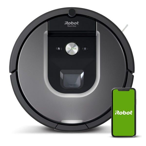 Aspiradora de plástico iRobot® Roomba® 960