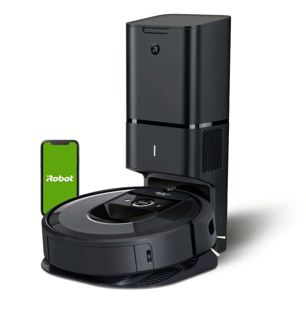 Aspiradora de plástico iRobot® Roomba® i7+